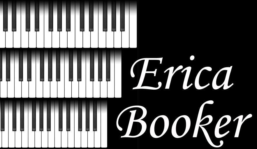 Erica Booker Piano
